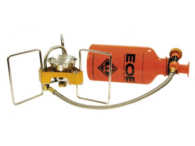 EOE Thorium Fornello da campeggio arancione/argento